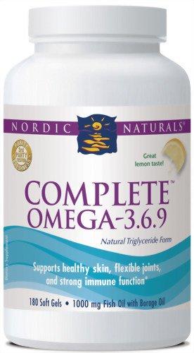 Nordic Naturals Fish Oil Proomega  D