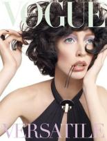 Soft Pastels for Vogue Italia
