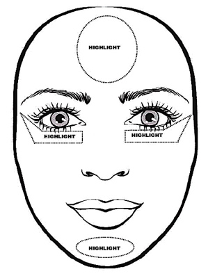makeup artist trick: work with your face shape to make the ...