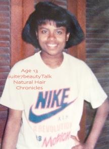 Natural Hair Chronicles….The Root of it All | SUITE7beautyTALK