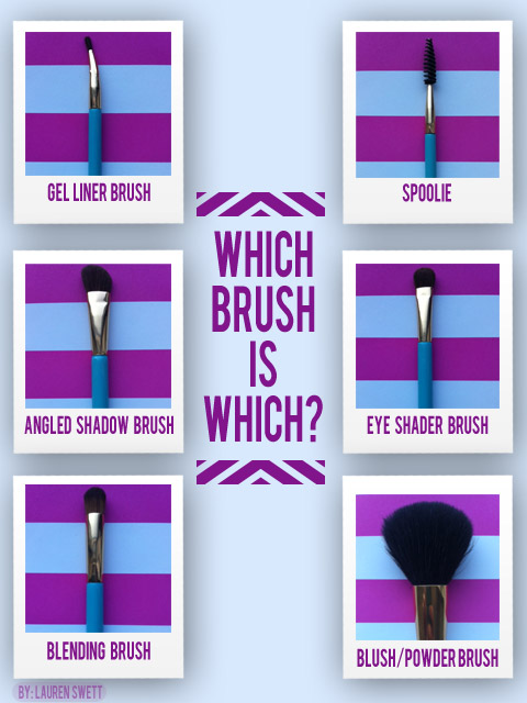 More info on brush types since most tutorials simply refer to brushes by name and they don't always include pics...