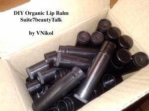 Lip Balm Tubes