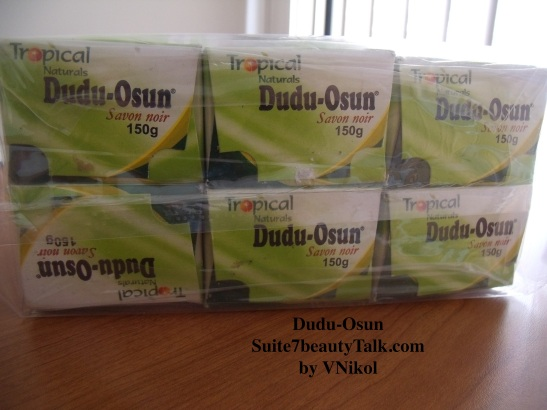 Dudu-Osun Black Soap Bundle