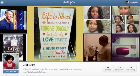 VNikol Instagram