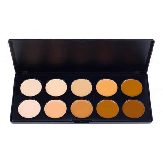 Coastal Scents Camouflage Palette - $20