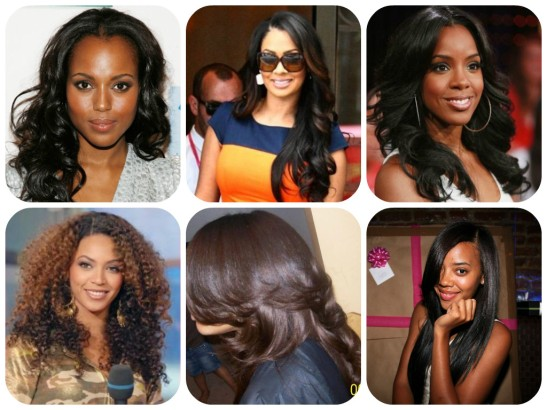 I love the natural look of these weaves! Can I only imagine the price tags...