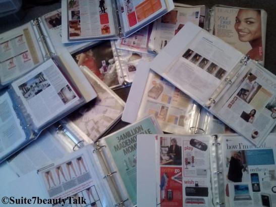 My hoarding addiction...