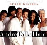 Andre Talks Hair book cover